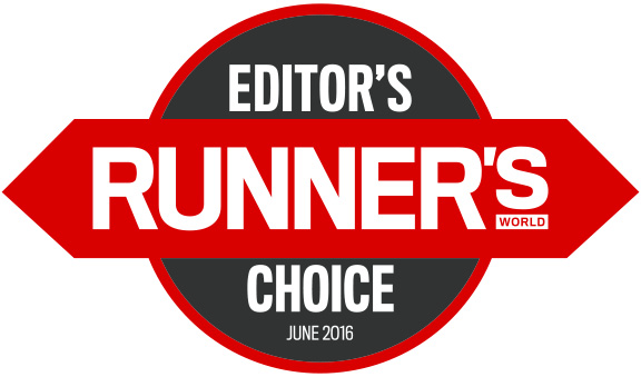Runner's Choice Magazine Editor's Choice Winner, June 2016
