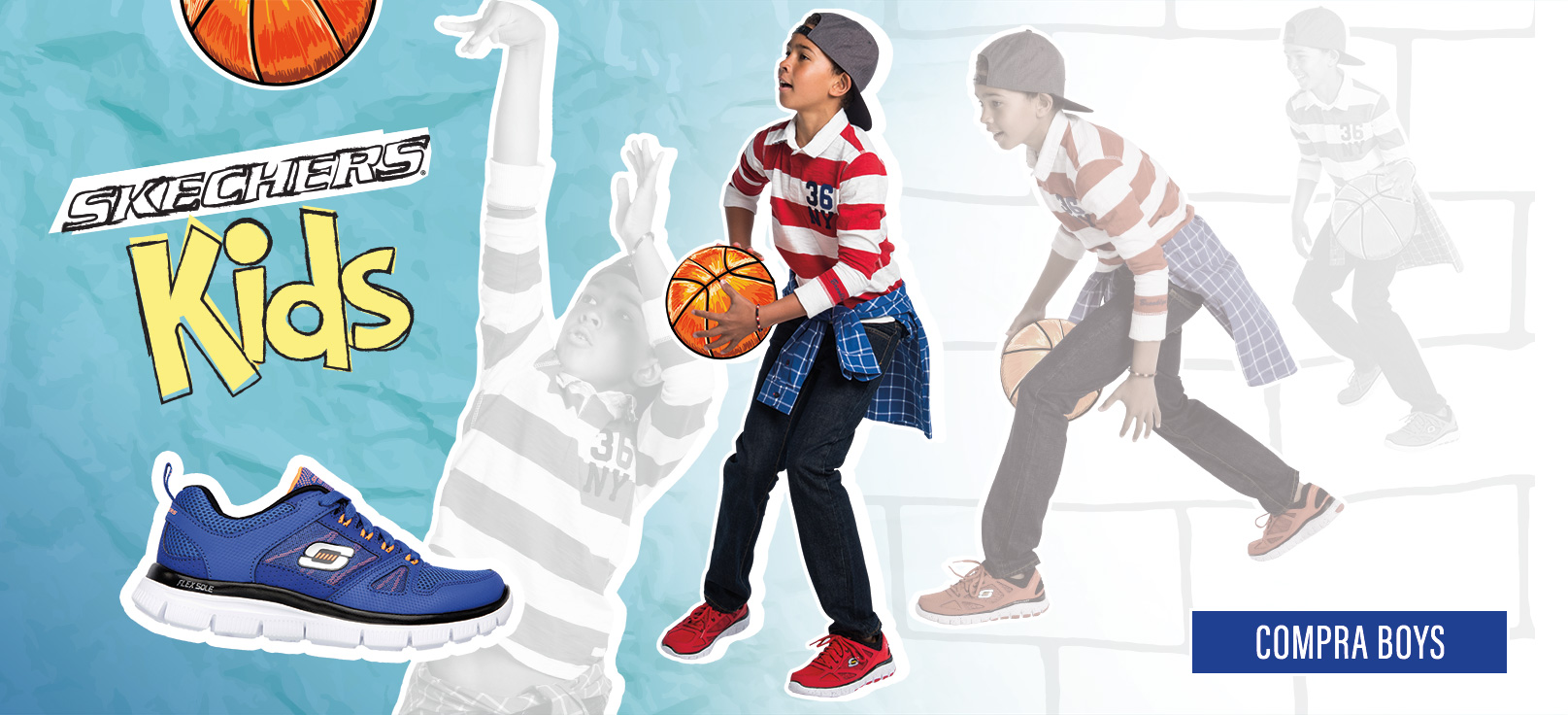 Shop for Boys Skechers Shoes on Skechers.com including S-Lights, Memory Foam, Athletic and Casual shoes.  Sizes for Toddler, Pre School and Grade School, perfect for Back to School season including uniform shoes.